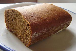 Pain d'épices, or gingerbread
