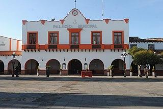 Almoloya de Juárez Town & Municipality in State of Mexico, Mexico