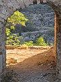 Palamidi (Festung), Durchgang zum Hof, Nafplio - Nauplia.jpg