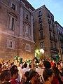 Palau de la Generalitat - Galop de la Mercè P1160509.JPG