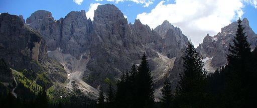 Pale di San Martino-Val Venegia