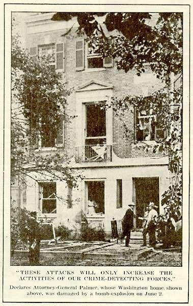 Palmer Bombing