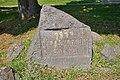 Památný kámen u Lípy svobody, Pustiměř, okres Vyškov.jpg