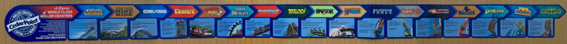File:Panoramic of 2015 Cedar Point roller coaster history display.png
