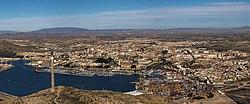 Panoramica de Cartagena desde el Castillo de San Julián (27126393499) (cropped).jpg