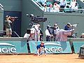 Paris-FR-75-open de tennis-25-5-16-Roland Garros-court Lenglen-caméramans-5.jpg