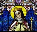 Paris (75017) Notre-Dame-de-Compassion Chapelle royale Saint-Ferdinand Vitrail 29.JPG
