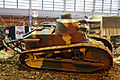 Paris - Retromobile 2014 - Char léger Renault FT - 008.jpg