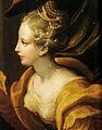Parmigianino, matrimonio mistico di santa caterina, collezione privata, dettaglio.jpg