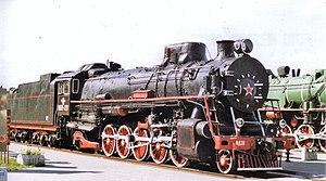 Russian locomotive class FD