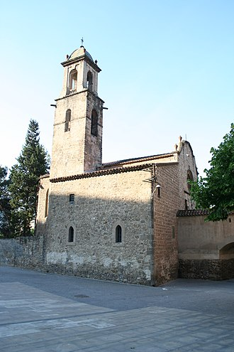 Sant Martí (district) - The district is named after Saint Martin church.