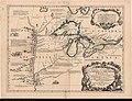 Partie occidentale du Canada ou de la Nouvelle France ou sont les Nations des Ilinois, Coronelli, 1688.jpg