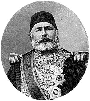 Hüseyin Avni Pasha - Image: Pasha Avni Hussein