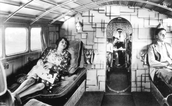 Passenger cabin of a New York, Rio and Buenos Aires Line Consolidated Commodore (4011550200)