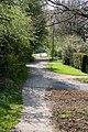 Path beside Lymington Bottom - geograph.org.uk - 1260662.jpg