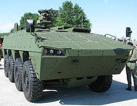 image illustrative de l'article Patria AMV