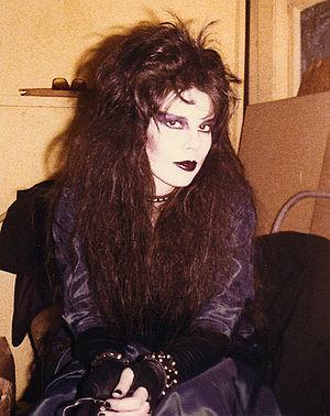 Patricia Morrison - Image: Patricia Morrison