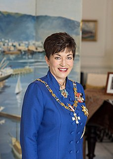Patsy Reddy Governor-General of New Zealand