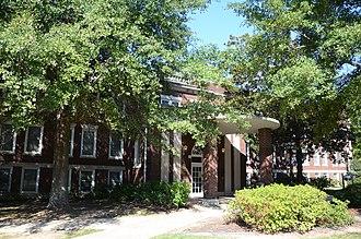 Pattie Cobb Hall - Image: Pattie Cobb Hall