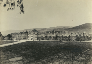 Patton State Hospital Hospital in California, United States