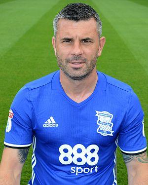 Paul Robinson (footballer, born December 1978) - Robinson with Birmingham City in 2016