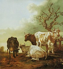 Four Cattle