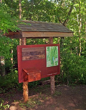 Pawling Nature Preserve kiosk on AT.jpg