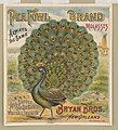 Pea Fowl brand molasses. Bryan Bros. New Orleans LCCN2003667056.jpg