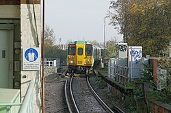 Peckham Rye railway station MMB 10 455832.jpg
