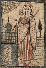 Our Lady of Protection (Nuestra Señora del Patrocinio)