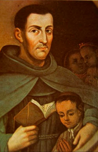 Spanish missions in the Americas - Fray Pedro de Gante