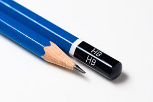 Graphic design - The pencil is one of the most basic graphic design tools.