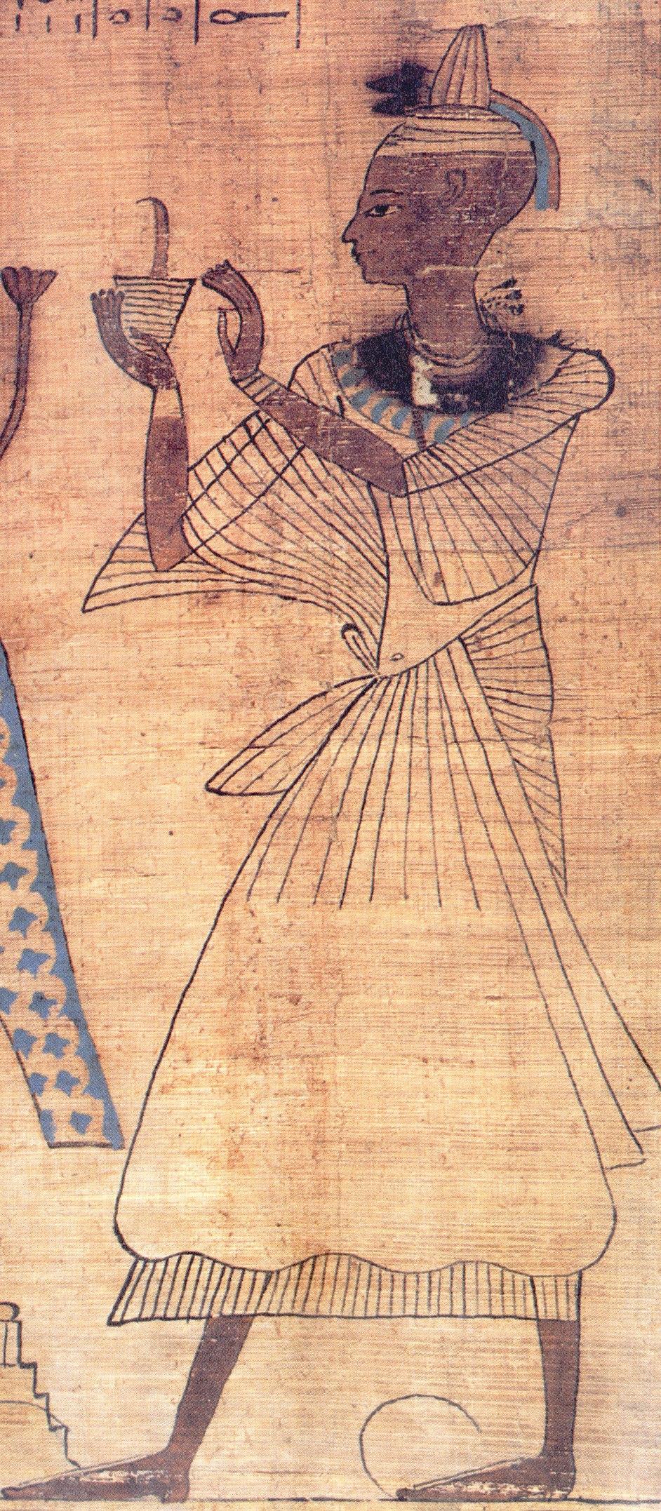 Penmaat Priest Book of the Dead