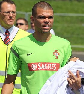 Image illustrative de l'article Pepe (football)