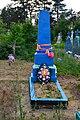 Perevissia Turiiskyi Volynska-brotherly grave of soviet warriors-2.jpg