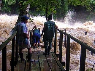 Cahabón River river in Guatemala