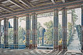 Perspective View of the Grand Pool to the North of the Imperial Garden Court, Looking Towards the Podium Housing the Crimean Museum, 1846.jpg