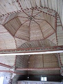 ペタヤヴェシの古い教会の画像 p1_7