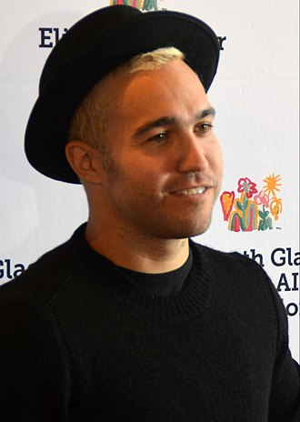 Pete Wentz - Wentz in October 2014