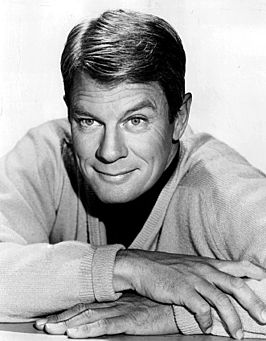 Peter Graves in 1967