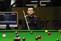 Peter Lines at Snooker German Masters (DerHexer) 2013-01-30 04.jpg