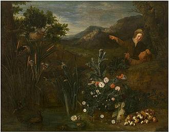 Pieter Snyers - The bird's nest