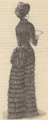 Peterson's Ladies National Magazine, June 1883 - women's fashion 05.png