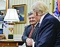 Petro Poroshenko and Donald Trump in the Oval Office, June 2017 (7).jpg