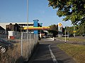 Petrol station on Mile End Road - geograph.org.uk - 1514914.jpg