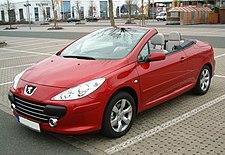 Peugeot 307 Wikipedia Wolna Encyklopedia