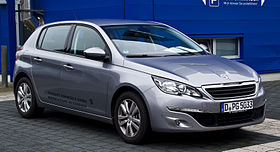 Image illustrative de l'article Peugeot 308 II