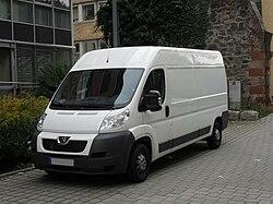 фургон Peugeot Boxer 2