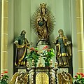 Pfarrkirche Berndorf bei Salzburg Hochaltar 2.jpg