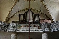 Pfarrkirche Mautern Interior 02.jpg